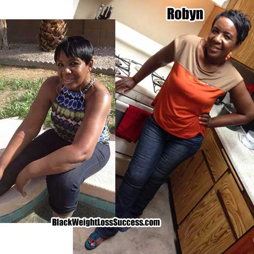 Robyn black woman success story
