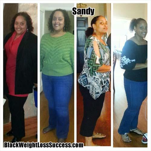 Sandy's success story