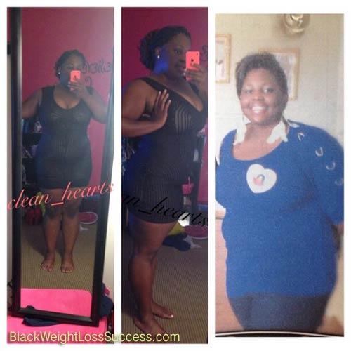 Shardee instagram weight loss