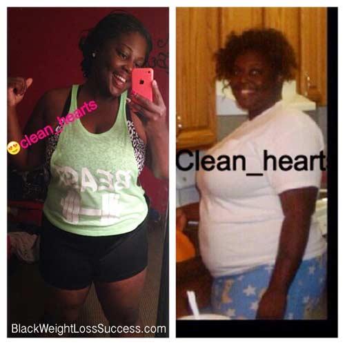 Shardee weight loss story