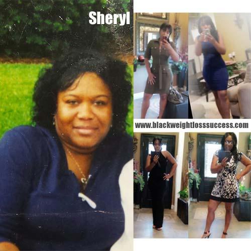 Sheryl weight loss