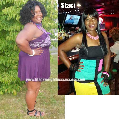 Staci before and after