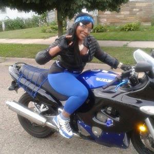 Staci motorcycle