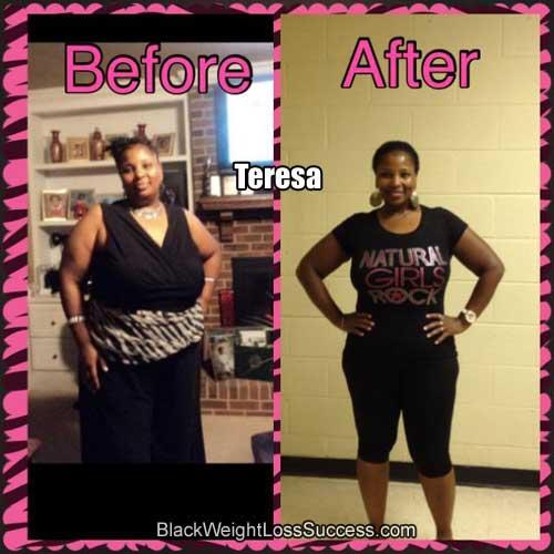 Teresa success story