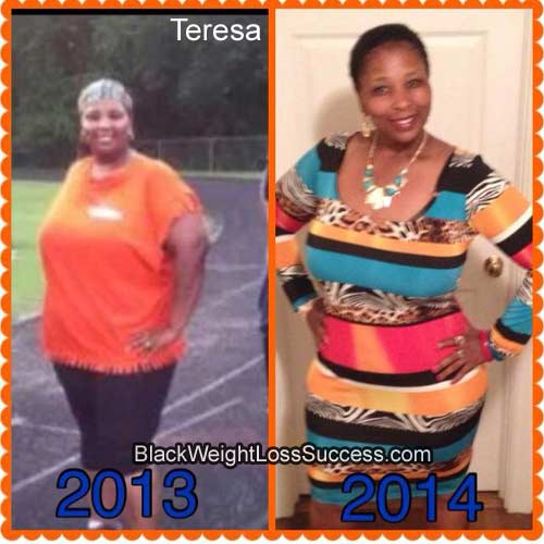 Teresa how I lost weight