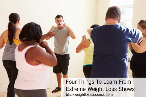 extreme weight loss shows