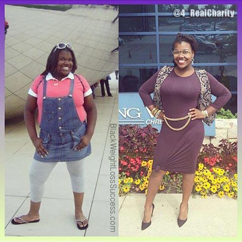 Christa weight loss