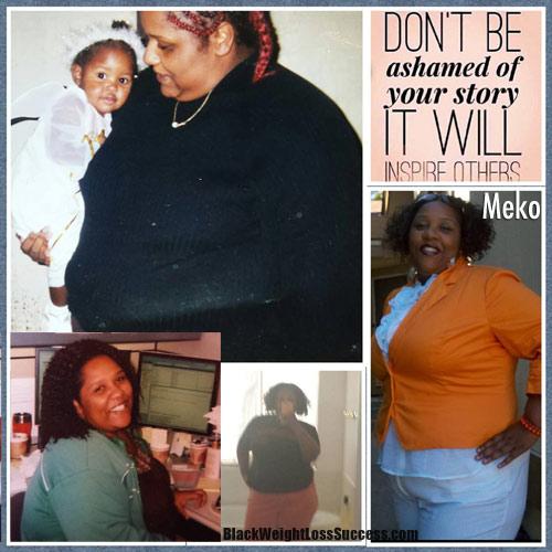Meko weight loss story