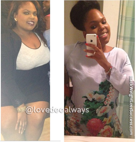 Denise weight loss story