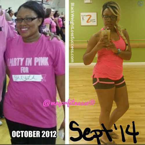 Dawn weight loss before and after