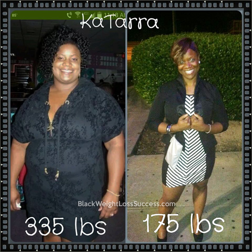 Katarra before and after