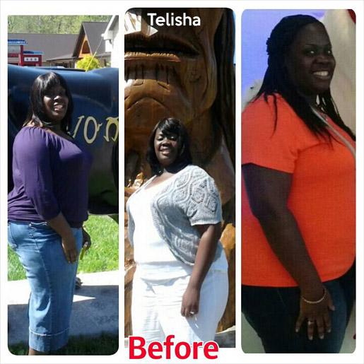 telisha weight loss