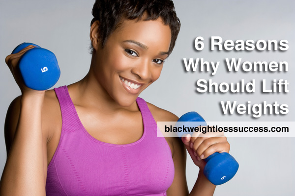 6 reasons women should lift weights