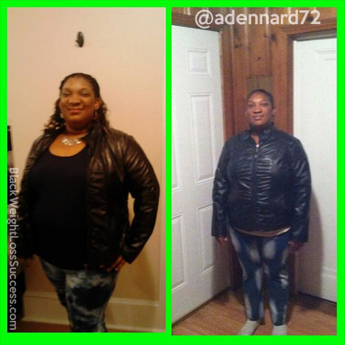 Angela weight loss story