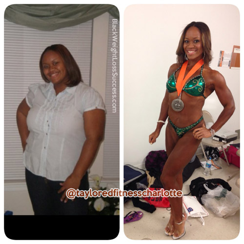DeAnna before and after