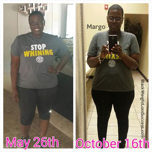 Margo weight loss