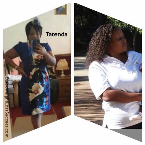 Tee weight loss journey