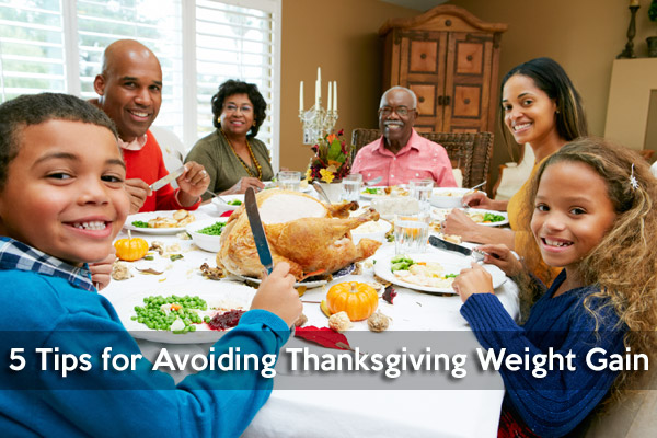 Thanksgiving Avoid Weight Gain