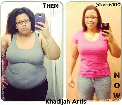 khadijah before and after