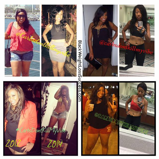 Brianna weight loss
