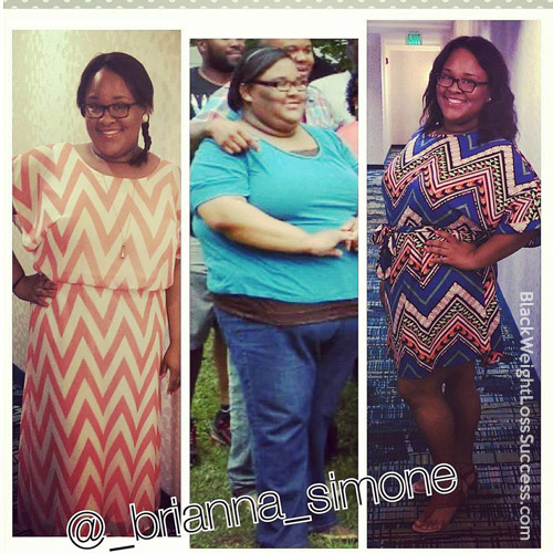 Brianna weight loss story