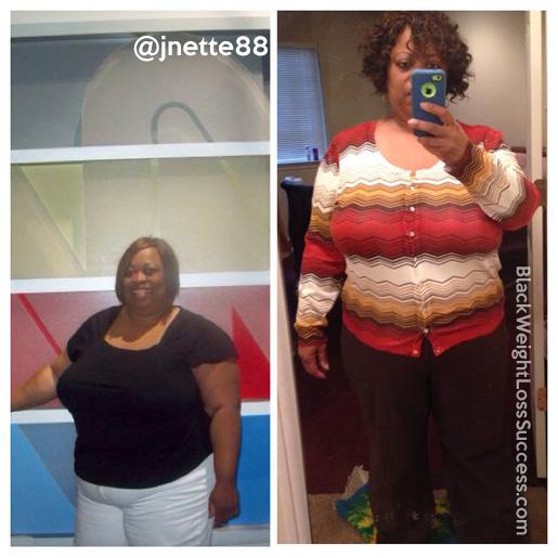 Janette weight watchers