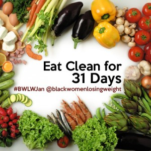 eat clean for 31 days blog
