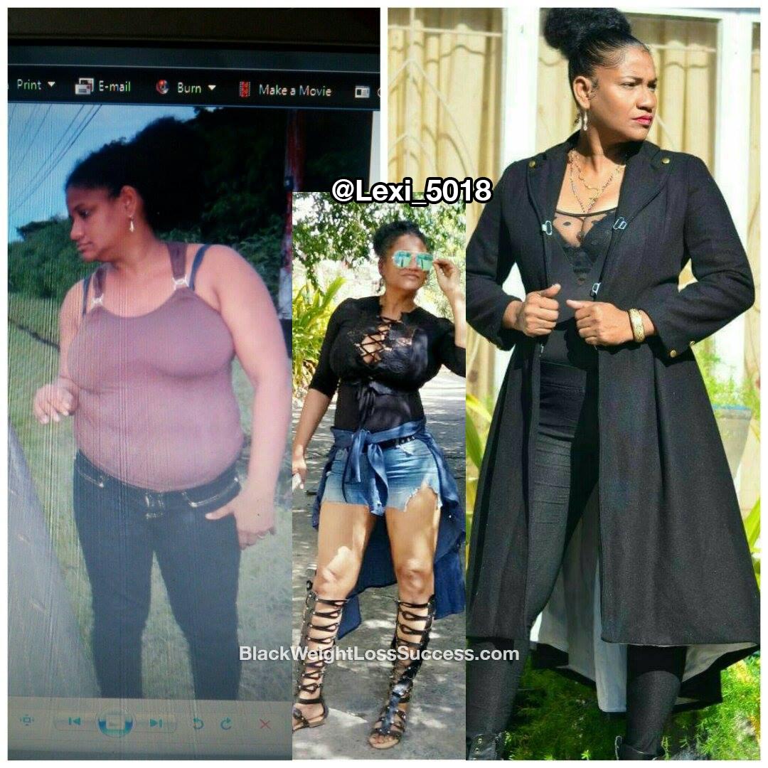 Yvette weight loss