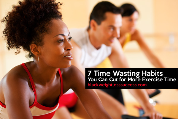 7 time wasting habits workouts