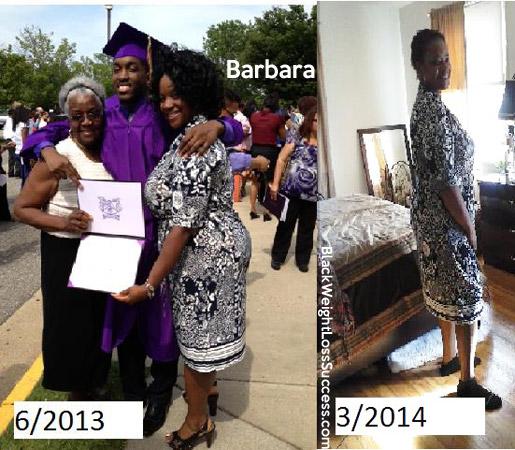 Barbara weight loss