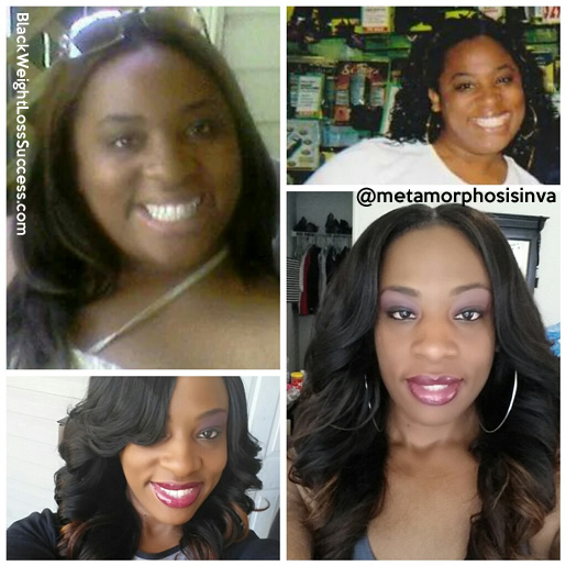 Dee weight loss before and after