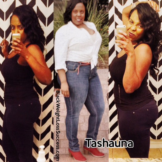 Tashauna before and after