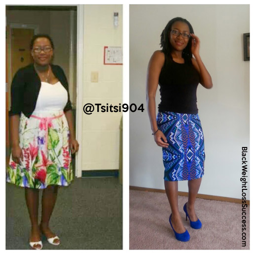 tsitsi before and after