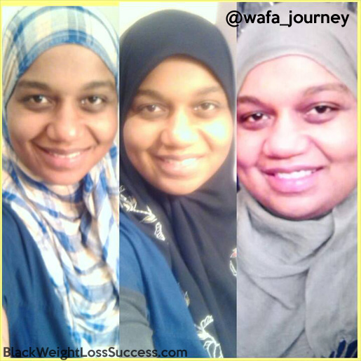 wafaj before and after