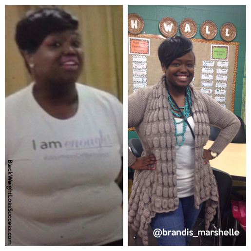 Brandis before and after