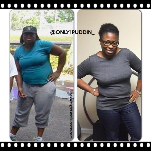 Chasity weight loss