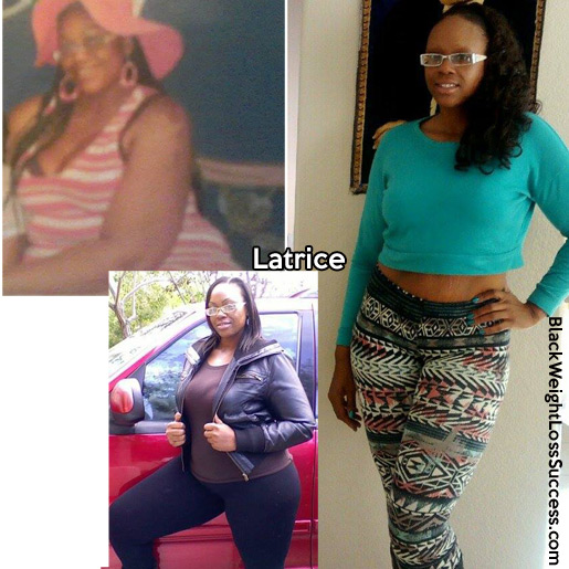 Latrice weight loss