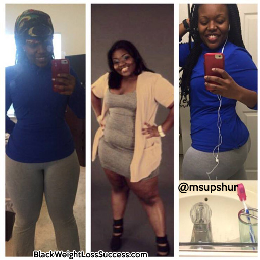 aliyah weight loss story