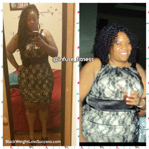 Drea weight loss