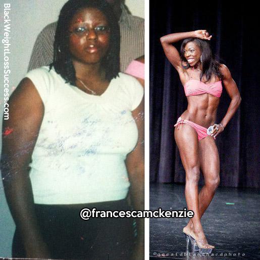 Francesca figure competitor