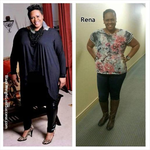 Rena weight loss