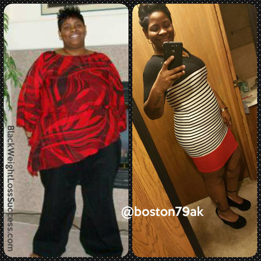 anissa weight loss