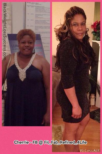 cherrie weight loss