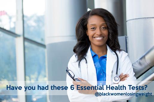 essential health tests