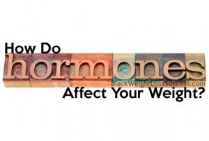 hormones and weight