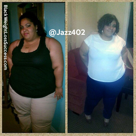 jasmyn before and after