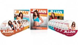 jillian body revolution