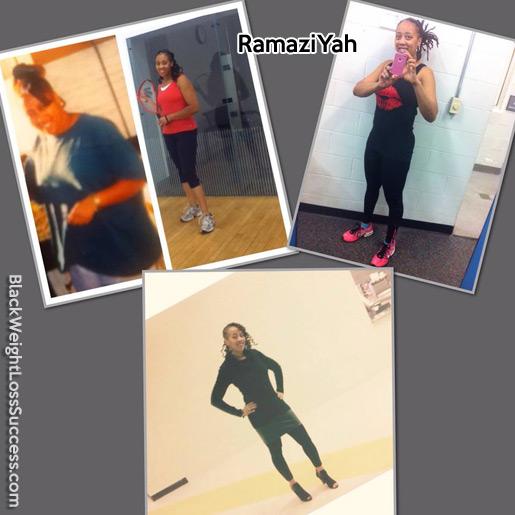 ramaziyah weight loss
