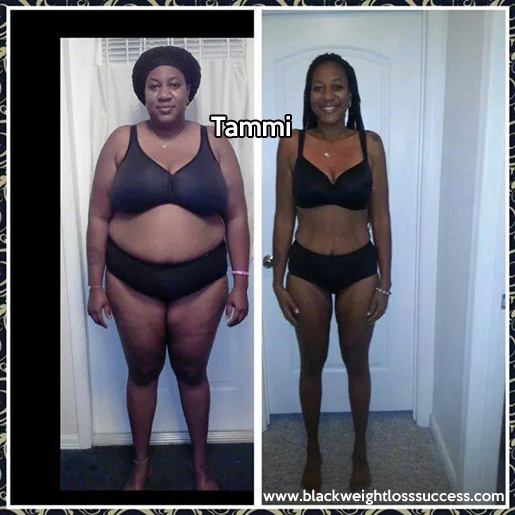 tammi before and after