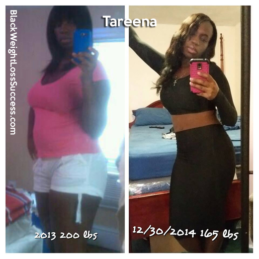 tareena weight loss